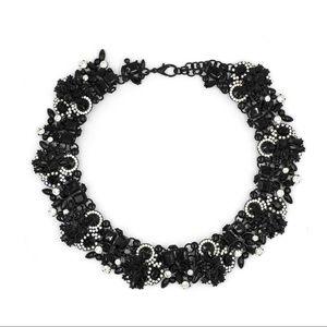 Fashion beautiful black necklace